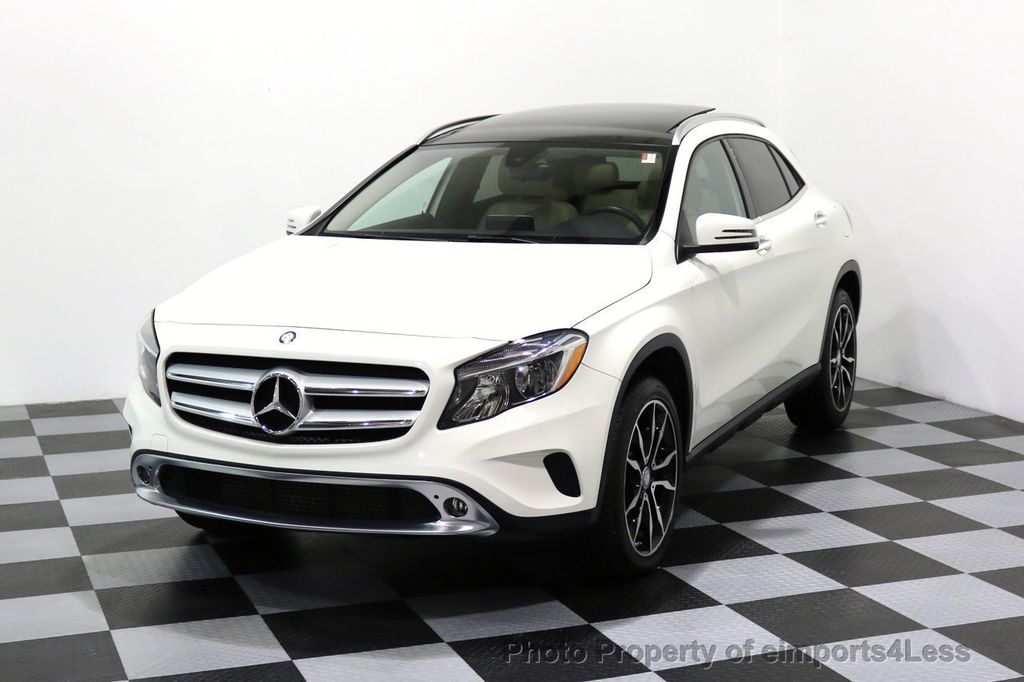 2017 Mercedes-Benz GLA CERTIFIED GLA250 4Matic AWD BLIND SPOT PANO NAV  - 17179686 - 0