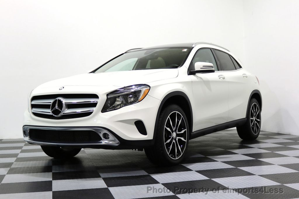2017 Mercedes-Benz GLA CERTIFIED GLA250 4Matic AWD BLIND SPOT PANO NAV  - 17179686 - 12