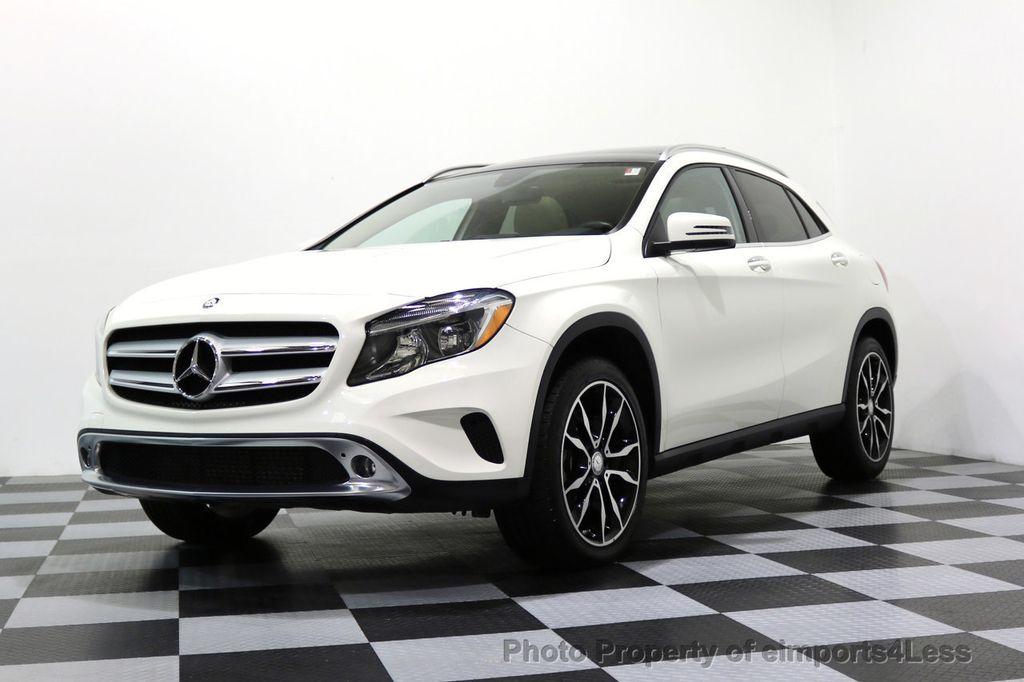 2017 Mercedes-Benz GLA CERTIFIED GLA250 4Matic AWD BLIND SPOT PANO NAV  - 17179686 - 12