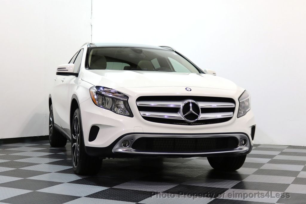 2017 Mercedes-Benz GLA CERTIFIED GLA250 4Matic AWD BLIND SPOT PANO NAV  - 17179686 - 13