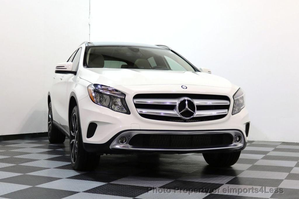 2017 Mercedes-Benz GLA CERTIFIED GLA250 4Matic AWD BLIND SPOT PANO NAV  - 17179686 - 13