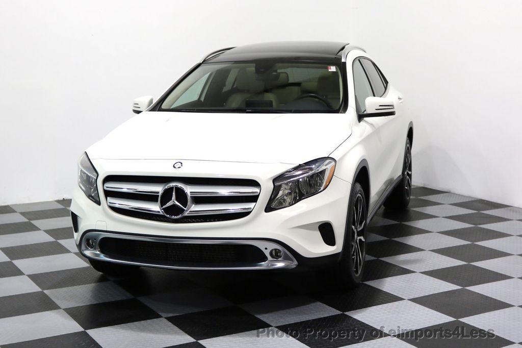 2017 Mercedes-Benz GLA CERTIFIED GLA250 4Matic AWD BLIND SPOT PANO NAV  - 17179686 - 24