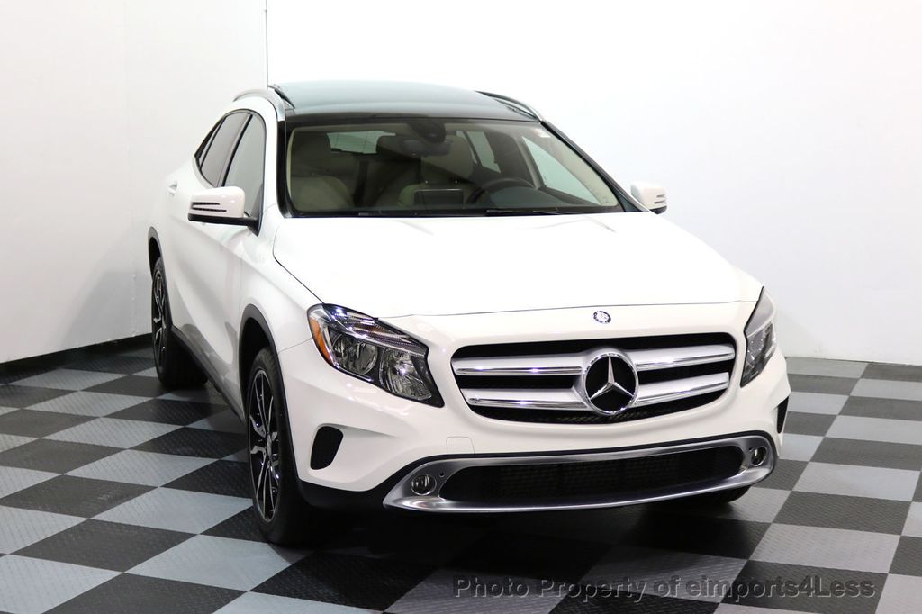 2017 Mercedes-Benz GLA CERTIFIED GLA250 4Matic AWD BLIND SPOT PANO NAV  - 17179686 - 25