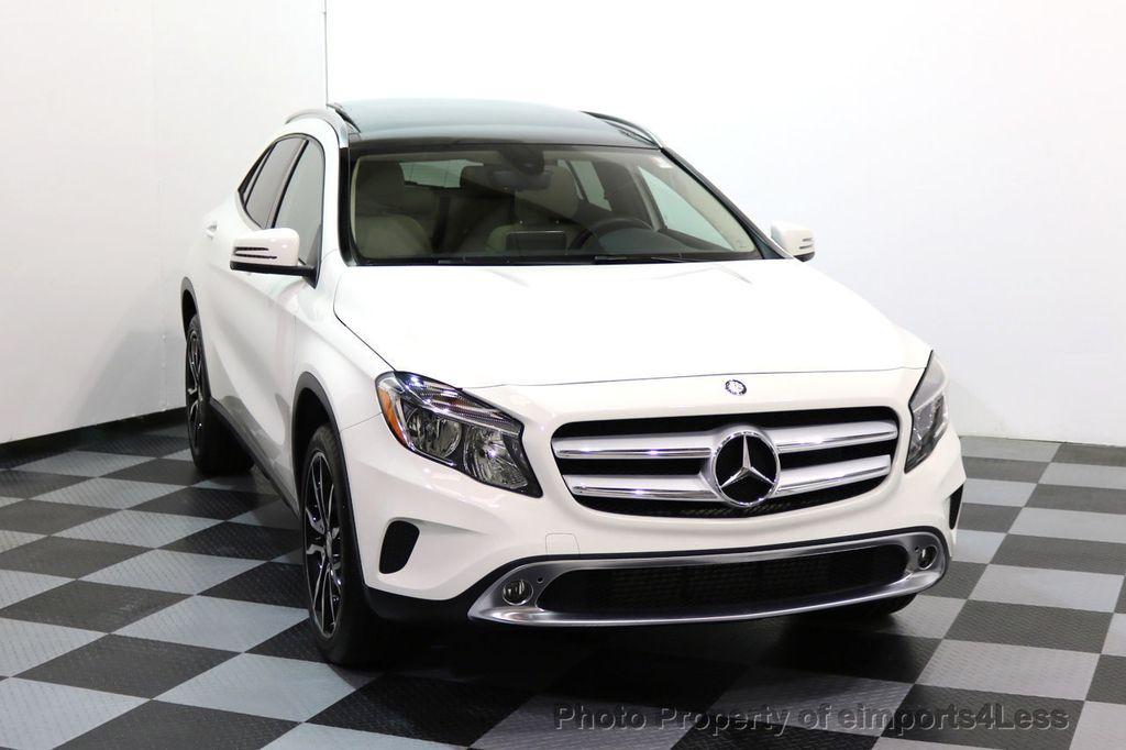 2017 Mercedes-Benz GLA CERTIFIED GLA250 4Matic AWD BLIND SPOT PANO NAV  - 17179686 - 25