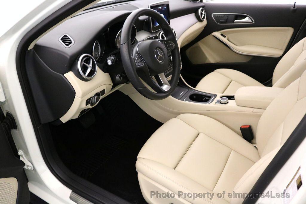 2017 Mercedes-Benz GLA CERTIFIED GLA250 4Matic AWD BLIND SPOT PANO NAV  - 17179686 - 29
