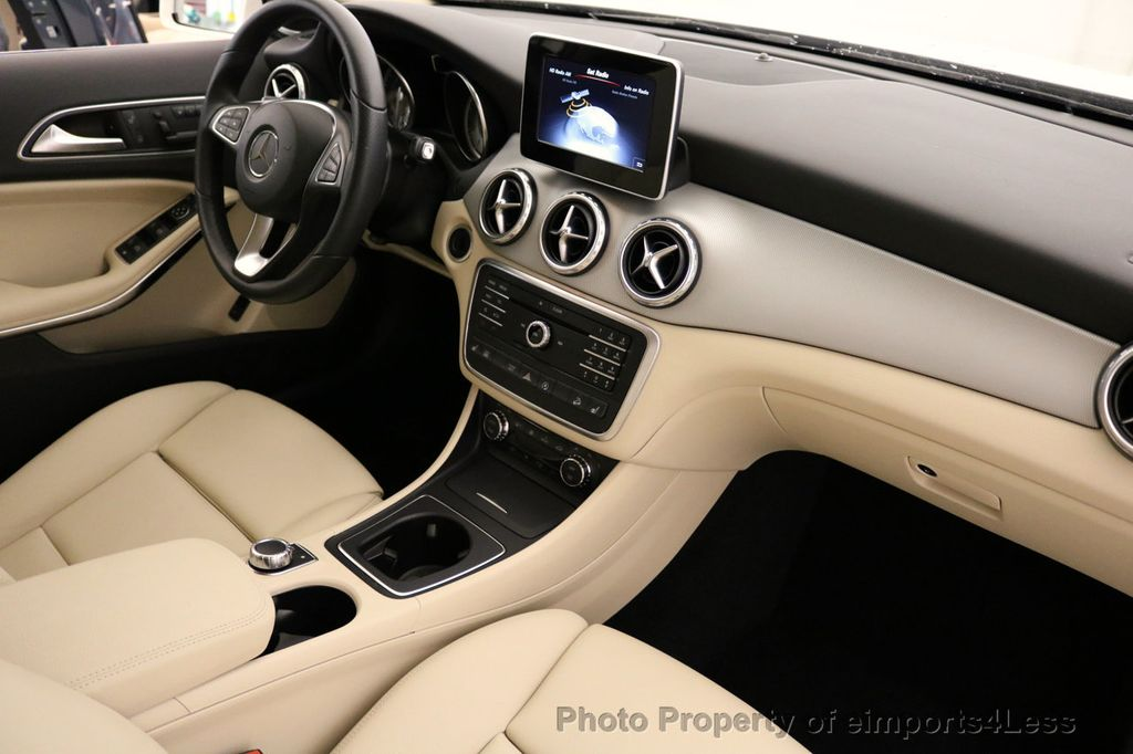 2017 Mercedes-Benz GLA CERTIFIED GLA250 4Matic AWD BLIND SPOT PANO NAV  - 17179686 - 31