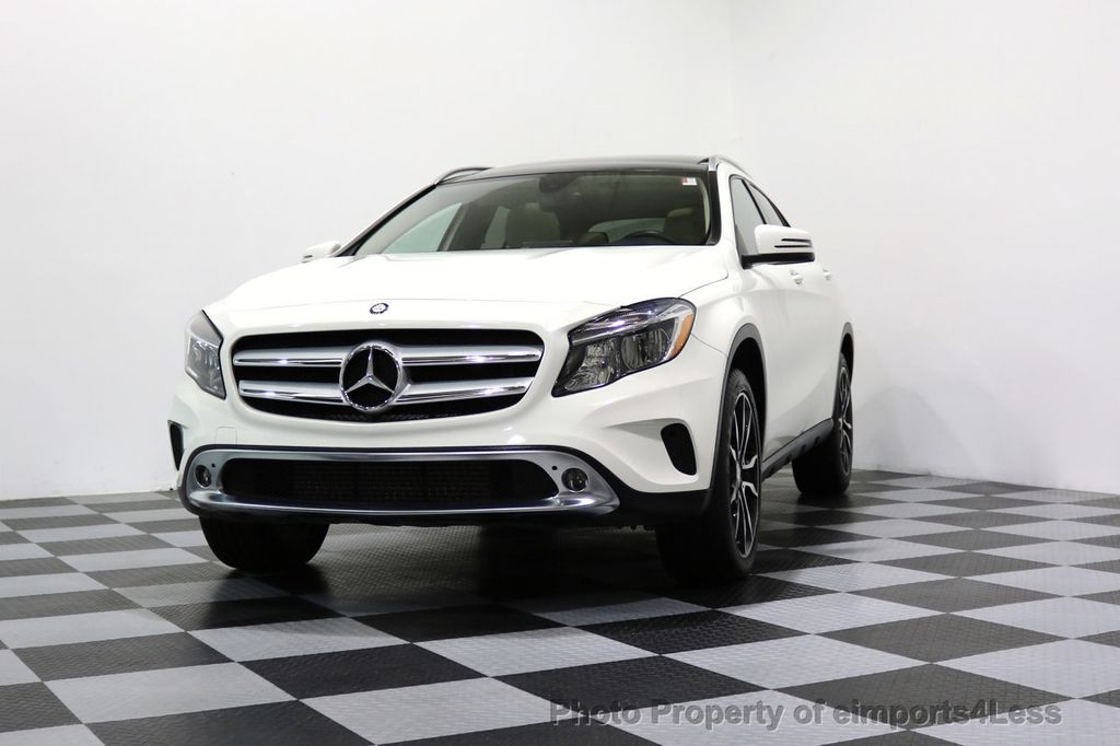 2017 Mercedes-Benz GLA CERTIFIED GLA250 4Matic AWD BLIND SPOT PANO NAV  - 17179686 - 37