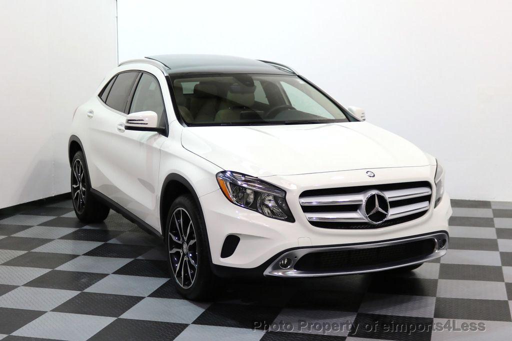 2017 Mercedes-Benz GLA CERTIFIED GLA250 4Matic AWD BLIND SPOT PANO NAV  - 17179686 - 38