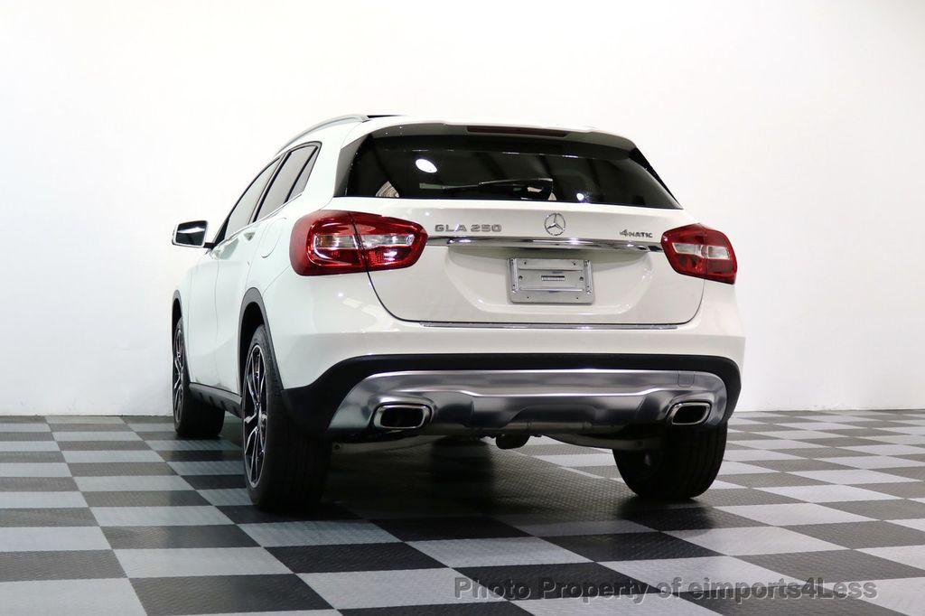 2017 Mercedes-Benz GLA CERTIFIED GLA250 4Matic AWD BLIND SPOT PANO NAV  - 17179686 - 39