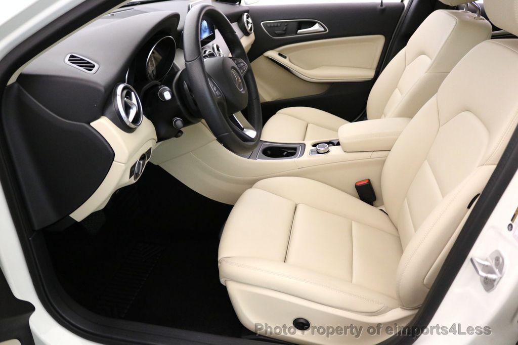 2017 Mercedes-Benz GLA CERTIFIED GLA250 4Matic AWD BLIND SPOT PANO NAV  - 17179686 - 41