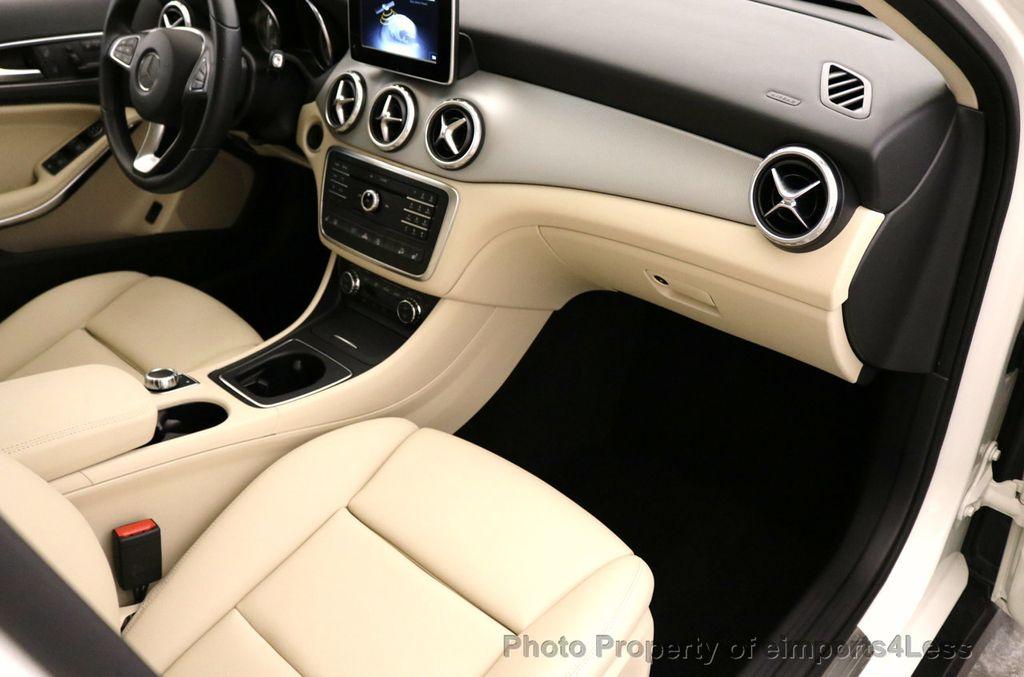 2017 Mercedes-Benz GLA CERTIFIED GLA250 4Matic AWD BLIND SPOT PANO NAV  - 17179686 - 42