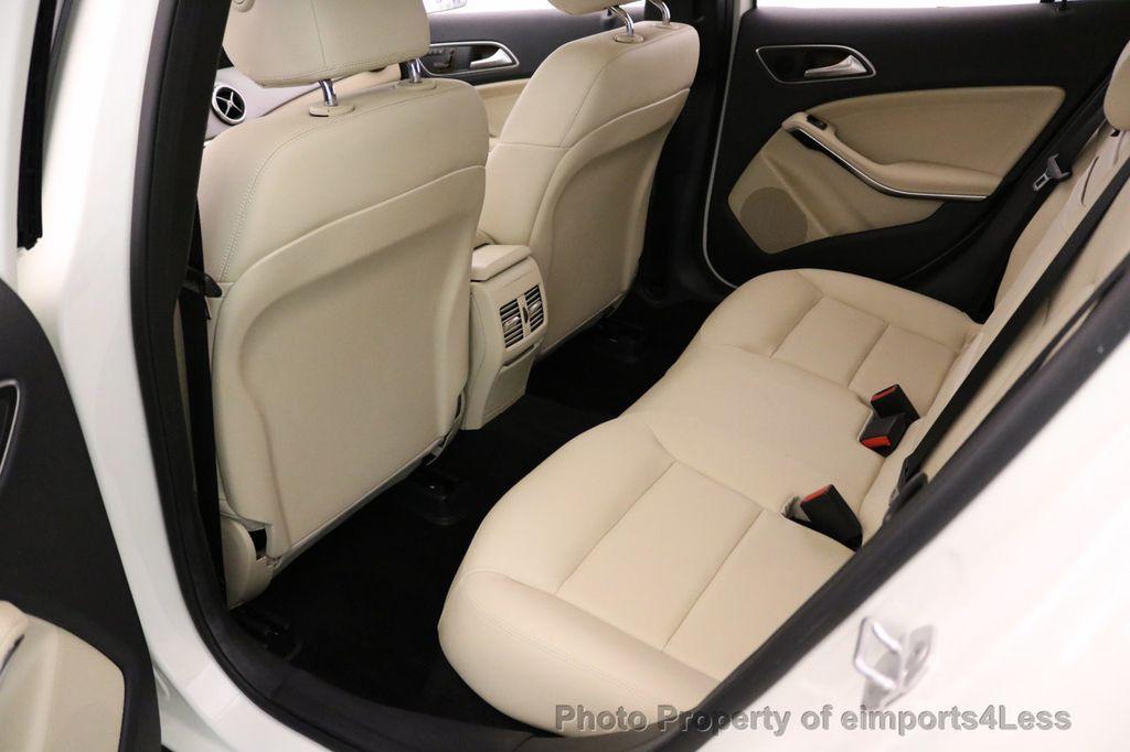 2017 Mercedes-Benz GLA CERTIFIED GLA250 4Matic AWD BLIND SPOT PANO NAV  - 17179686 - 43