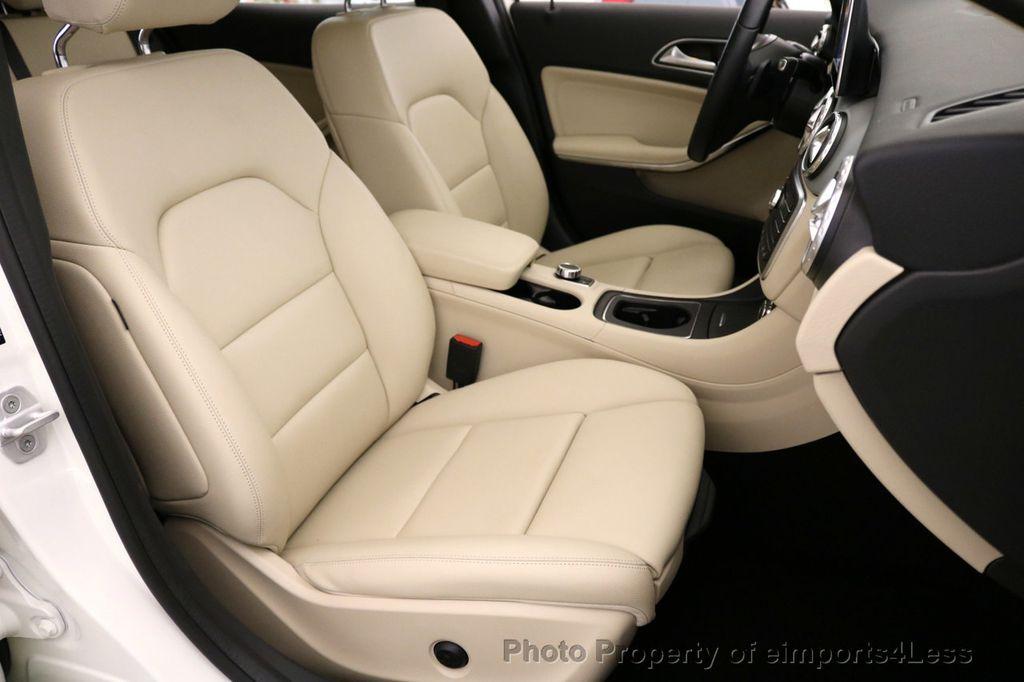 2017 Mercedes-Benz GLA CERTIFIED GLA250 4Matic AWD BLIND SPOT PANO NAV  - 17179686 - 46