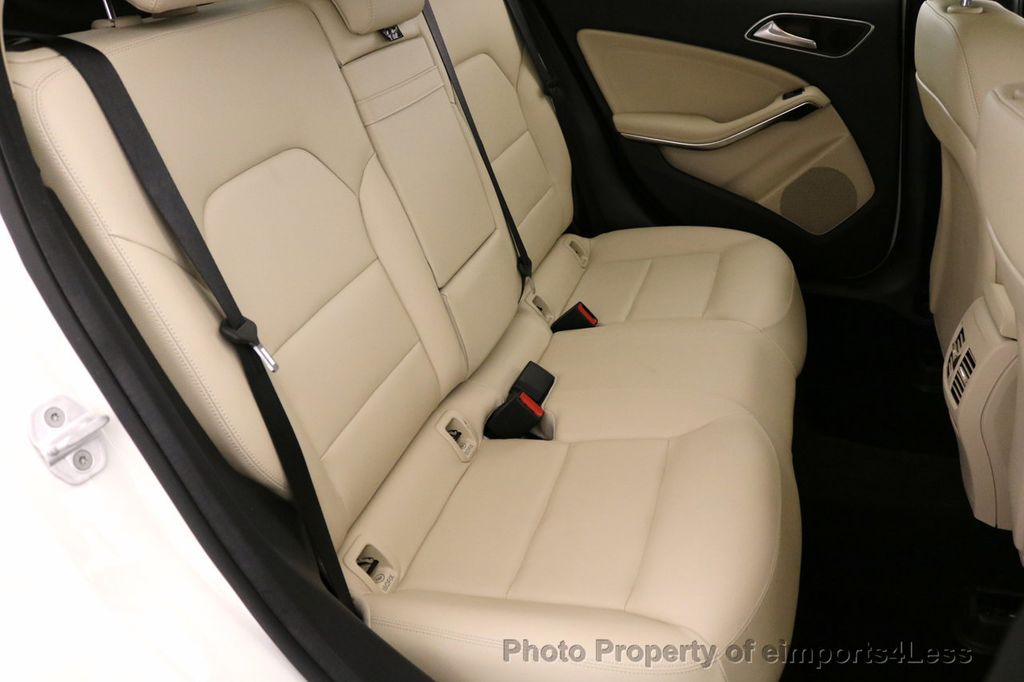 2017 Mercedes-Benz GLA CERTIFIED GLA250 4Matic AWD BLIND SPOT PANO NAV  - 17179686 - 47
