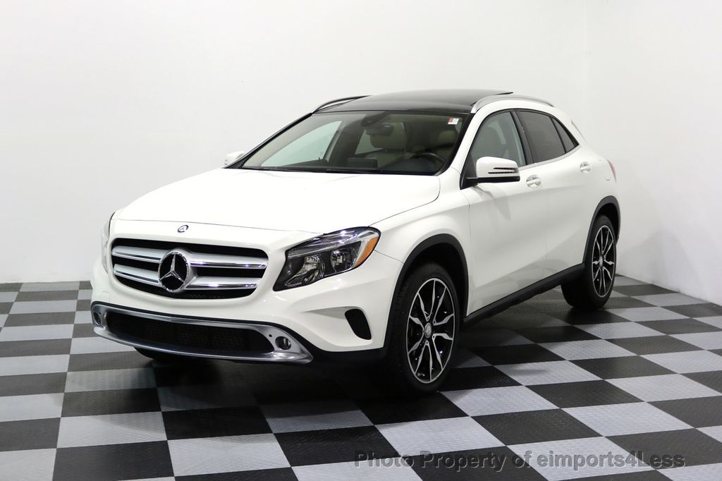 2017 Mercedes-Benz GLA CERTIFIED GLA250 4Matic AWD BLIND SPOT PANO NAV  - 17179686 - 49