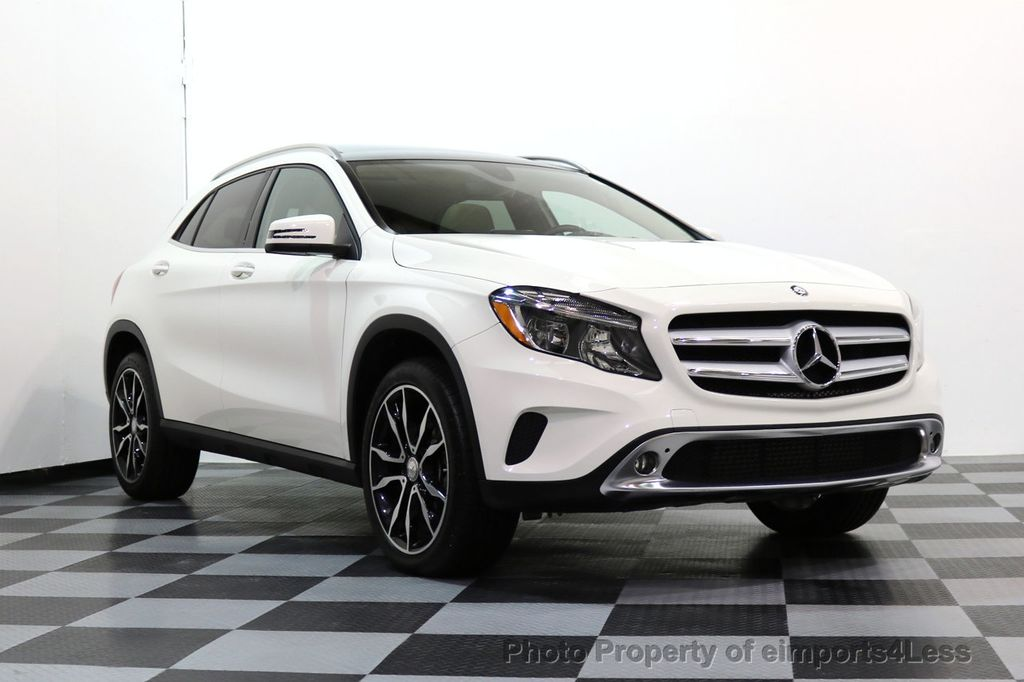 2017 Mercedes-Benz GLA CERTIFIED GLA250 4Matic AWD BLIND SPOT PANO NAV  - 17179686 - 52