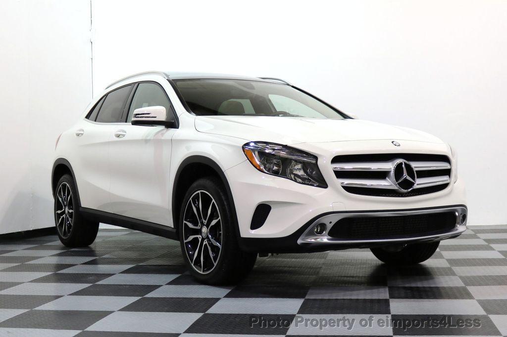 2017 Mercedes-Benz GLA CERTIFIED GLA250 4Matic AWD BLIND SPOT PANO NAV  - 17179686 - 52