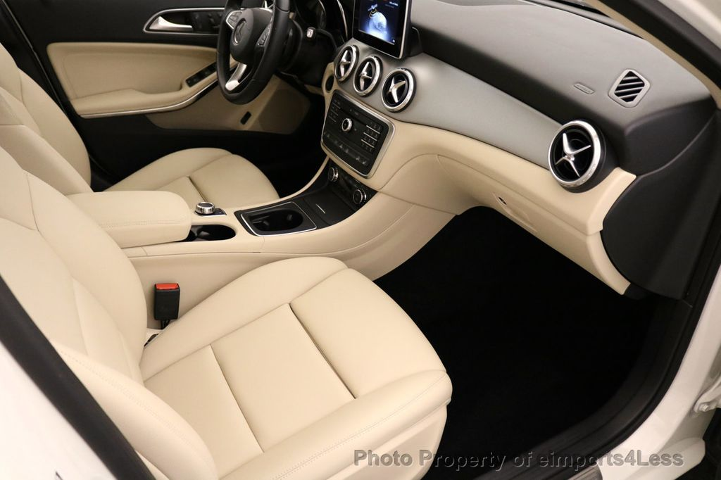 2017 Mercedes-Benz GLA CERTIFIED GLA250 4Matic AWD BLIND SPOT PANO NAV  - 17179686 - 7