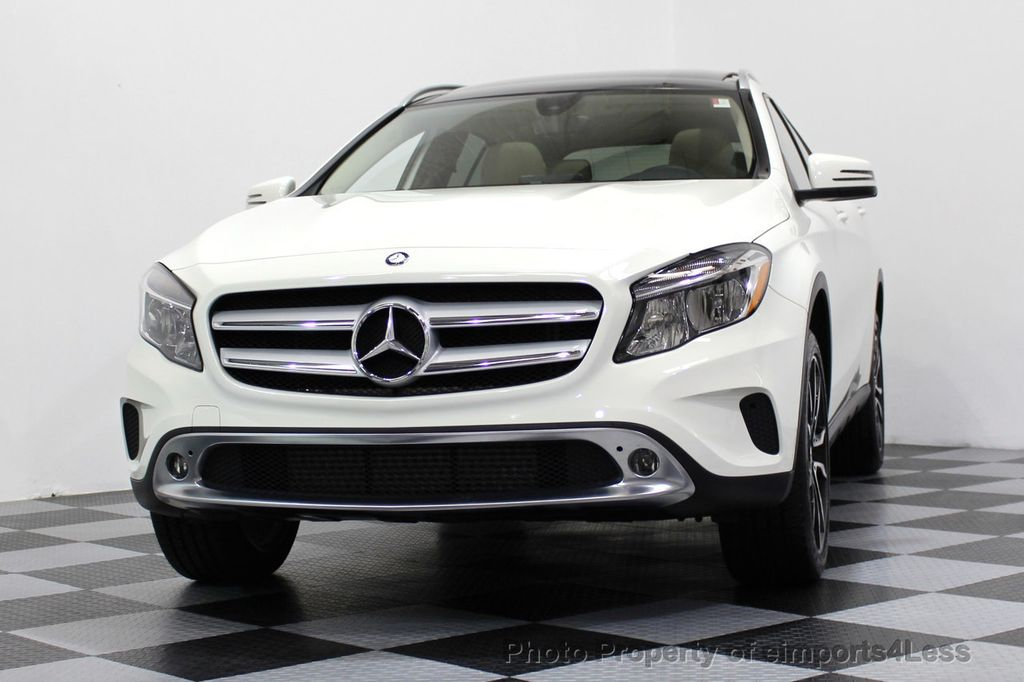 2017 Mercedes-Benz GLA CERTIFIED GLA250 4Matic AWD CAMERA NAVIGATION - 16845298 - 12