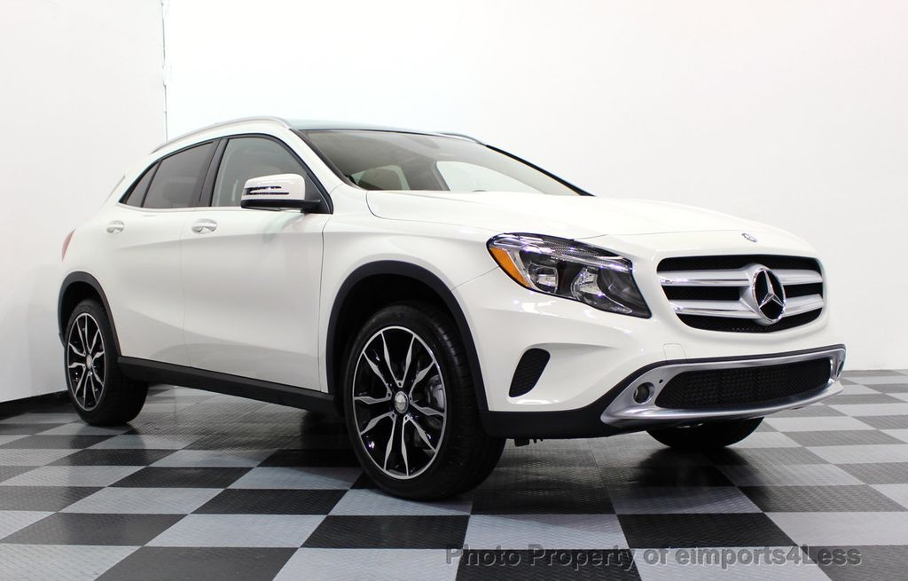 2017 Mercedes-Benz GLA CERTIFIED GLA250 4Matic AWD CAMERA NAVIGATION - 16845298 - 13