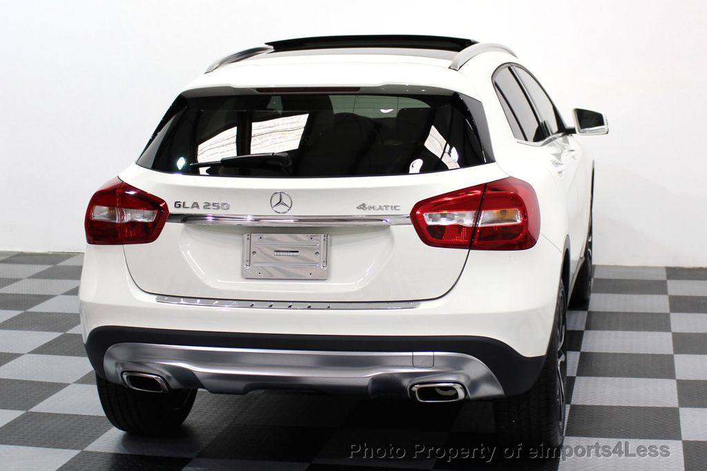 2017 Mercedes-Benz GLA CERTIFIED GLA250 4Matic AWD CAMERA NAVIGATION - 16845298 - 16
