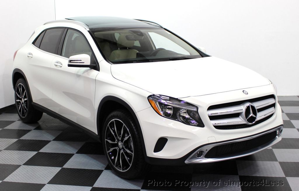 2017 Mercedes-Benz GLA CERTIFIED GLA250 4Matic AWD CAMERA NAVIGATION - 16845298 - 1