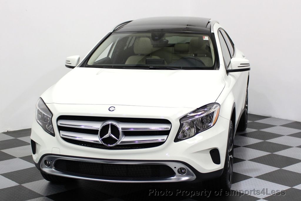 2017 Mercedes-Benz GLA CERTIFIED GLA250 4Matic AWD CAMERA NAVIGATION - 16845298 - 27