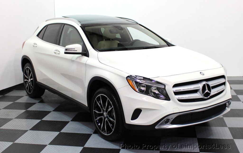 2017 Mercedes-Benz GLA CERTIFIED GLA250 4Matic AWD CAMERA NAVIGATION - 16845298 - 28