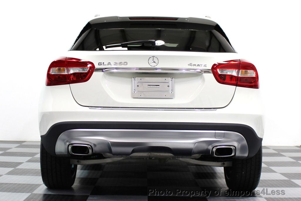 2017 Mercedes-Benz GLA CERTIFIED GLA250 4Matic AWD CAMERA NAVIGATION - 16845298 - 30