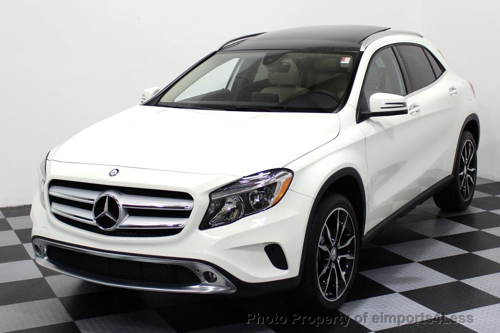 2017 Mercedes-Benz GLA CERTIFIED GLA250 4Matic AWD CAMERA NAVIGATION - 16845298 - 44