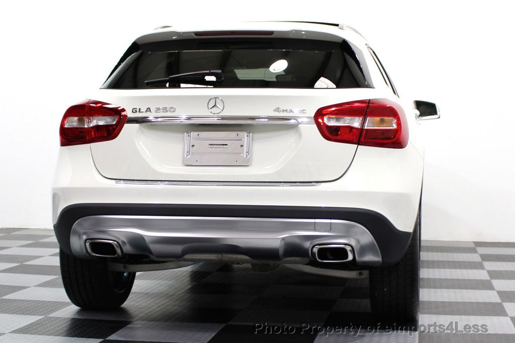 2017 Mercedes-Benz GLA CERTIFIED GLA250 4Matic AWD CAMERA NAVIGATION - 16845298 - 47