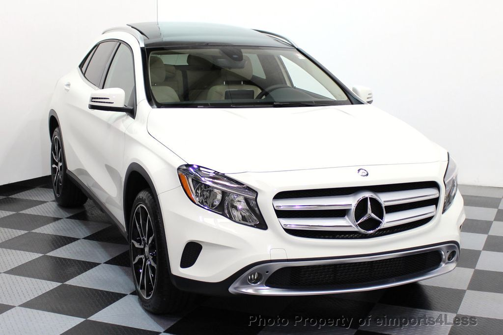 2017 Mercedes-Benz GLA CERTIFIED GLA250 4Matic AWD CAMERA NAVIGATION - 16845298 - 48