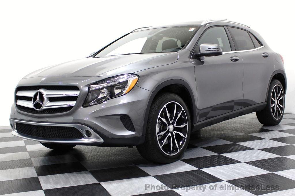 2017 Mercedes-Benz GLA CERTIFIED GLA250 4MATIC AWD CAMERA NAVIGATION - 16902444 - 0