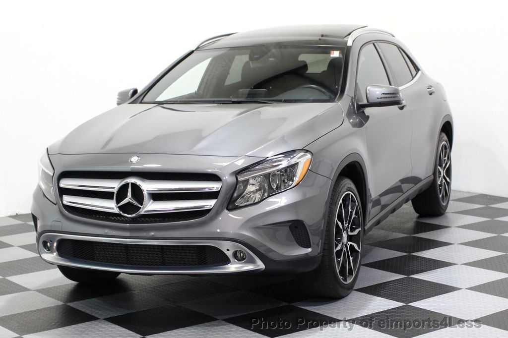 2017 Mercedes-Benz GLA CERTIFIED GLA250 4MATIC AWD CAMERA NAVIGATION - 16902444 - 12