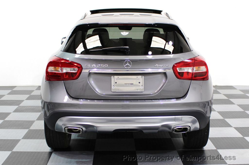 2017 Mercedes-Benz GLA CERTIFIED GLA250 4MATIC AWD CAMERA NAVIGATION - 16902444 - 15