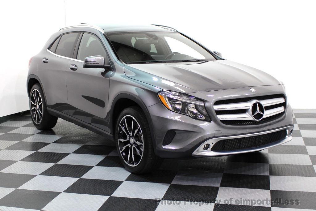2017 Mercedes-Benz GLA CERTIFIED GLA250 4MATIC AWD CAMERA NAVIGATION - 16902444 - 1