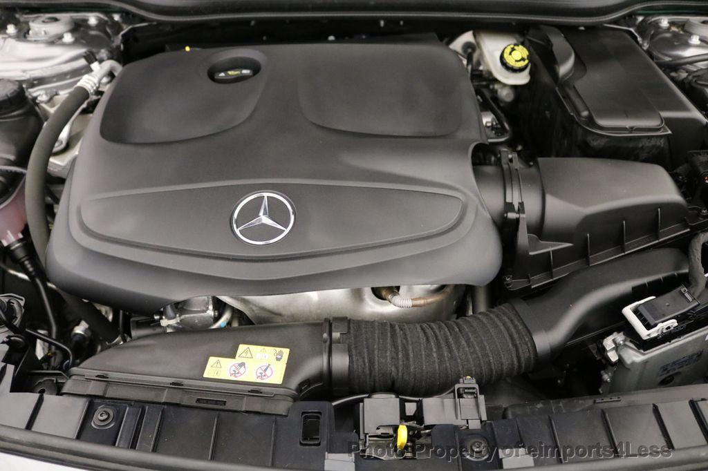 2017 Mercedes-Benz GLA CERTIFIED GLA250 4MATIC AWD CAMERA NAVIGATION - 16902444 - 19