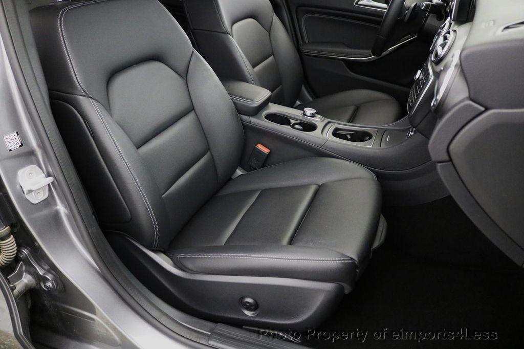 2017 Mercedes-Benz GLA CERTIFIED GLA250 4MATIC AWD CAMERA NAVIGATION - 16902444 - 22