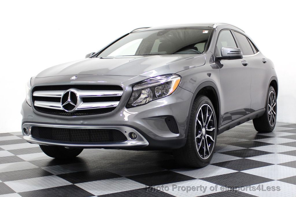 2017 Mercedes-Benz GLA CERTIFIED GLA250 4MATIC AWD CAMERA NAVIGATION - 16902444 - 25