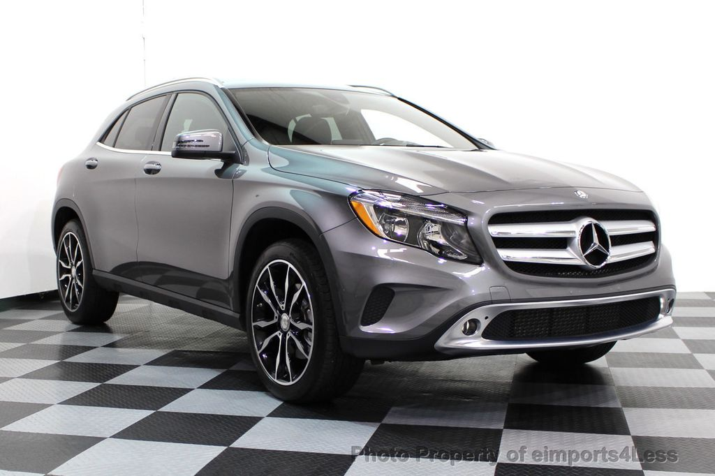 2017 Mercedes-Benz GLA CERTIFIED GLA250 4MATIC AWD CAMERA NAVIGATION - 16902444 - 26