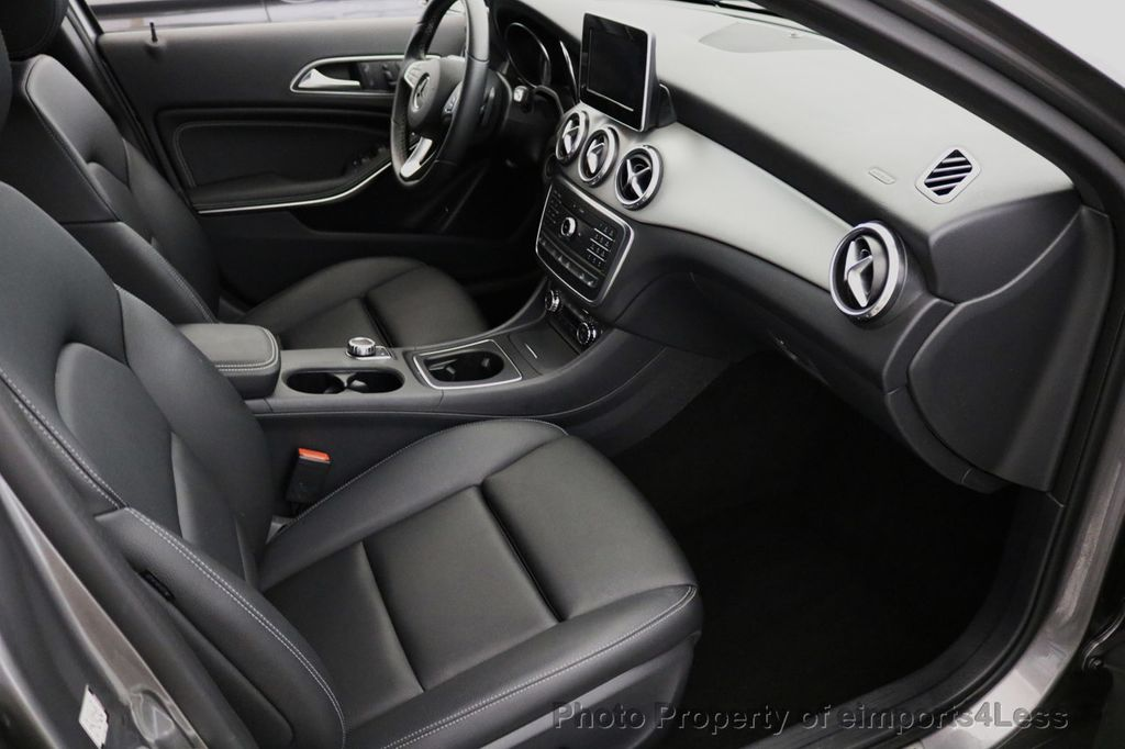 2017 Mercedes-Benz GLA CERTIFIED GLA250 4MATIC AWD CAMERA NAVIGATION - 16902444 - 31