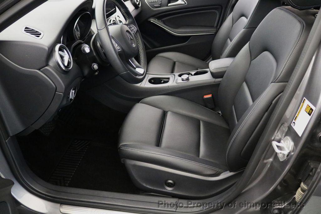 2017 Mercedes-Benz GLA CERTIFIED GLA250 4MATIC AWD CAMERA NAVIGATION - 16902444 - 32