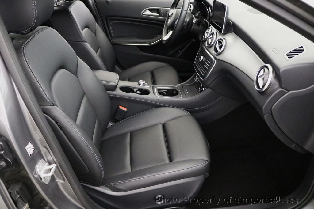 2017 Mercedes-Benz GLA CERTIFIED GLA250 4MATIC AWD CAMERA NAVIGATION - 16902444 - 33