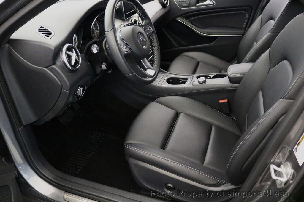 2017 Mercedes-Benz GLA CERTIFIED GLA250 4MATIC AWD CAMERA NAVIGATION - 16902444 - 34