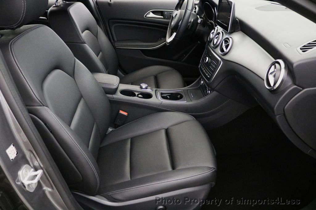 2017 Mercedes-Benz GLA CERTIFIED GLA250 4MATIC AWD CAMERA NAVIGATION - 16902444 - 35