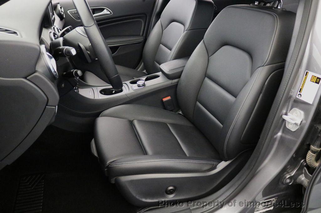 2017 Mercedes-Benz GLA CERTIFIED GLA250 4MATIC AWD CAMERA NAVIGATION - 16902444 - 36
