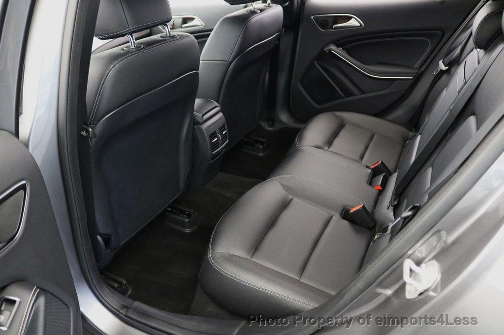 2017 Mercedes-Benz GLA CERTIFIED GLA250 4MATIC AWD CAMERA NAVIGATION - 16902444 - 38