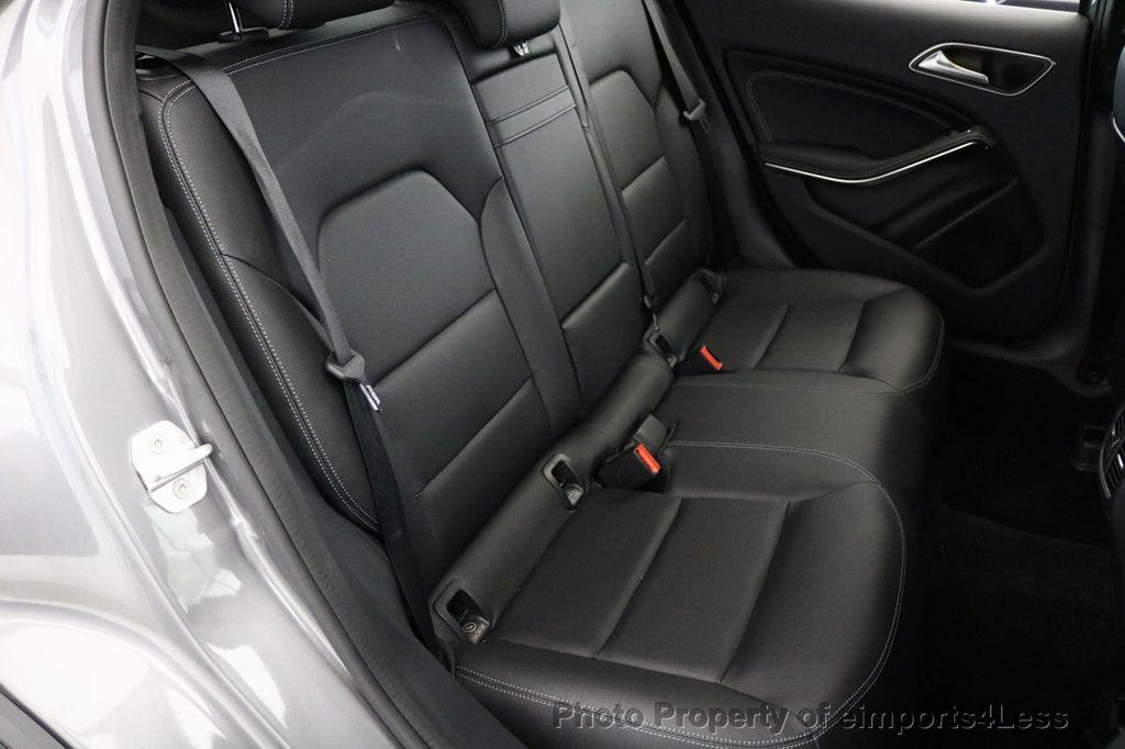 2017 Mercedes-Benz GLA CERTIFIED GLA250 4MATIC AWD CAMERA NAVIGATION - 16902444 - 39