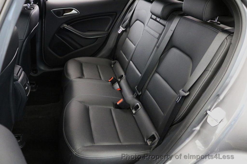 2017 Mercedes-Benz GLA CERTIFIED GLA250 4MATIC AWD CAMERA NAVIGATION - 16902444 - 40
