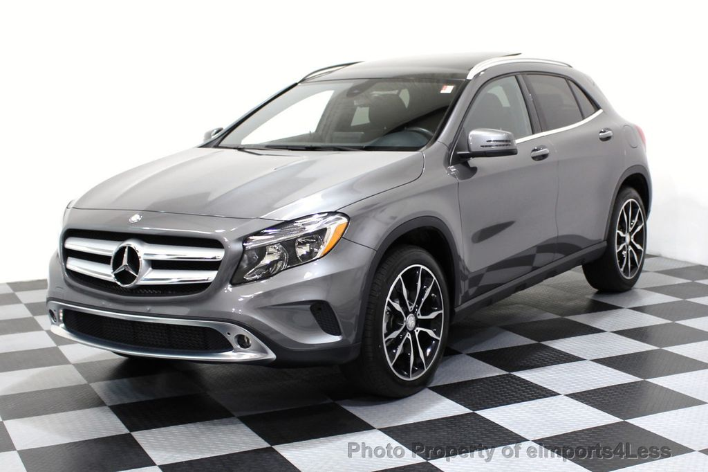 2017 Mercedes-Benz GLA CERTIFIED GLA250 4MATIC AWD CAMERA NAVIGATION - 16902444 - 44